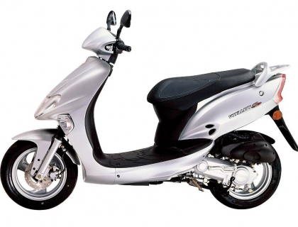 kymco vitality 50cc 2 t scooterxpress. Black Bedroom Furniture Sets. Home Design Ideas