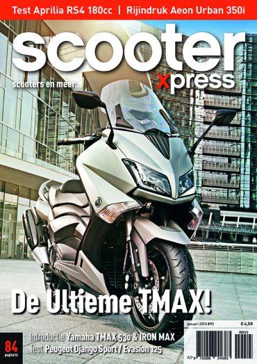 Scooterxpress 92 (januari 2015)