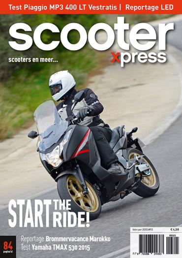 Scooterxpress 93 (februari 2015)