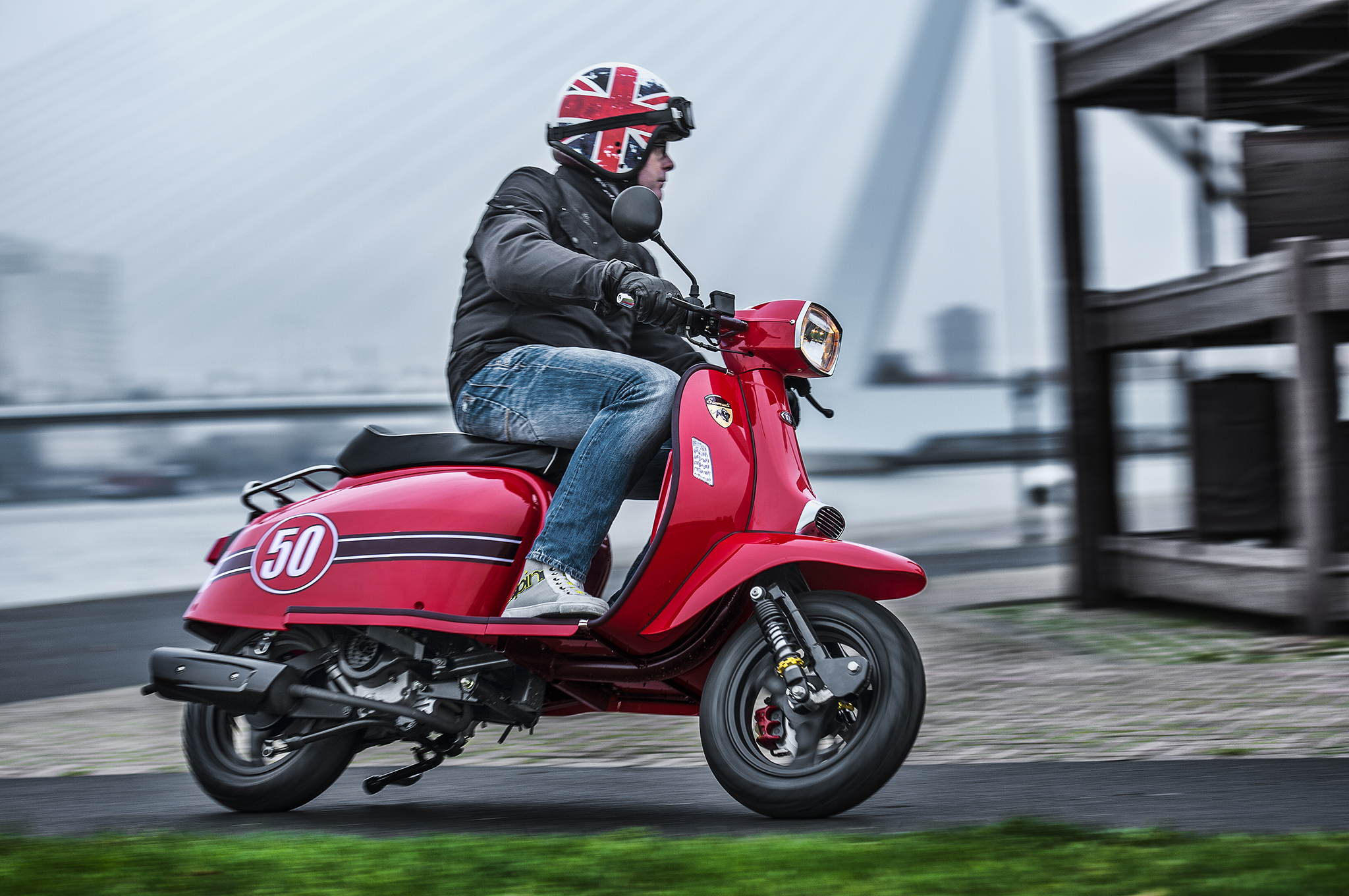 Dutch Big Scoots en Scomadi