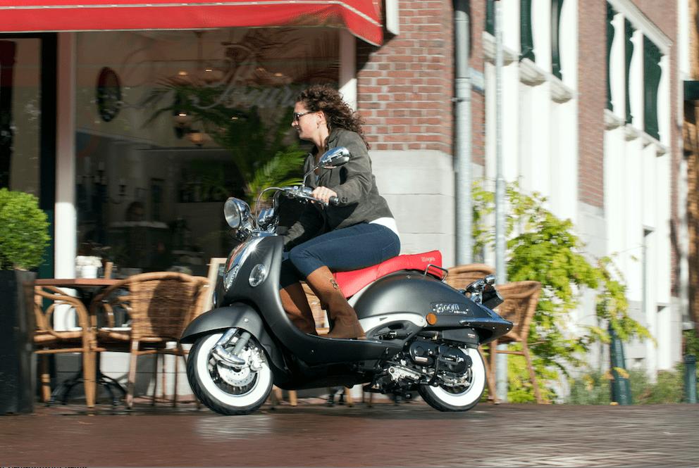 scooterverkopen stijgen lekker door