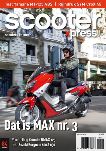 Scooterxpress 97 (juni 2015)