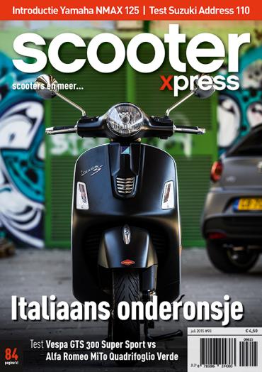 Scooterxpress 98 (juli 2015)