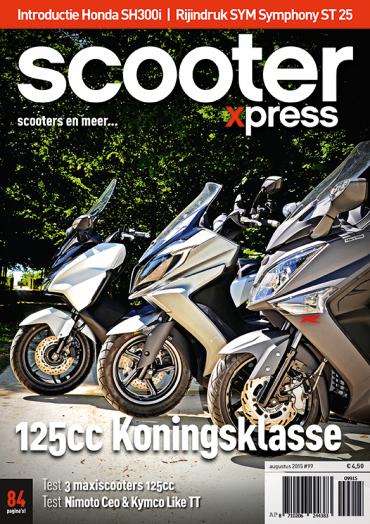 Scooterxpress 99 (augustus 2015)