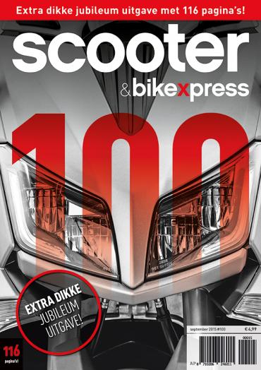 Scooterxpress 100 (september 2015)