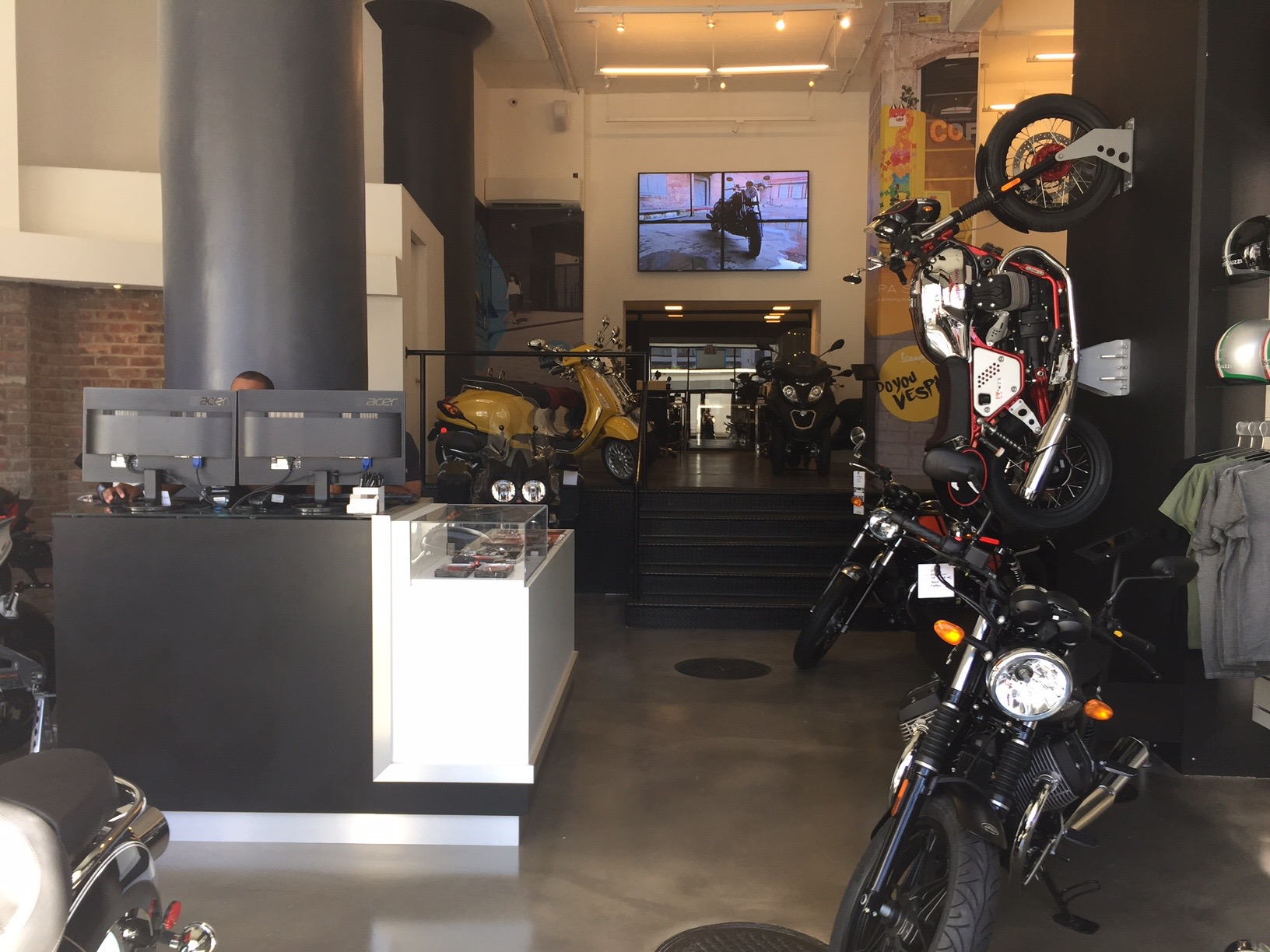 Piaggio Group opent nieuwe Vespa Manhattan flagship store in New York