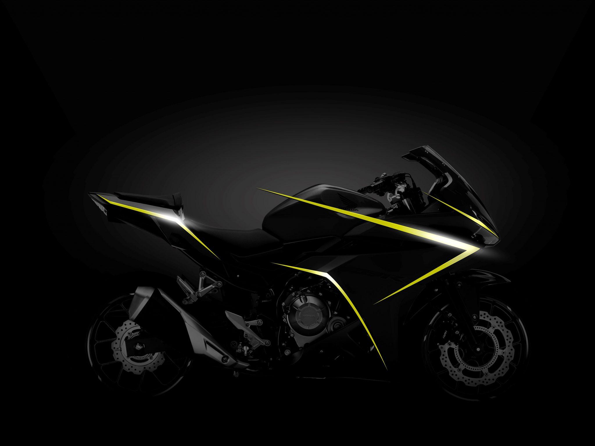 Spannende Honda CBR500R!