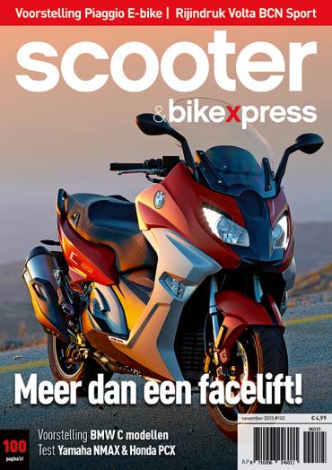 Scooterxpress 102 (november 2015)