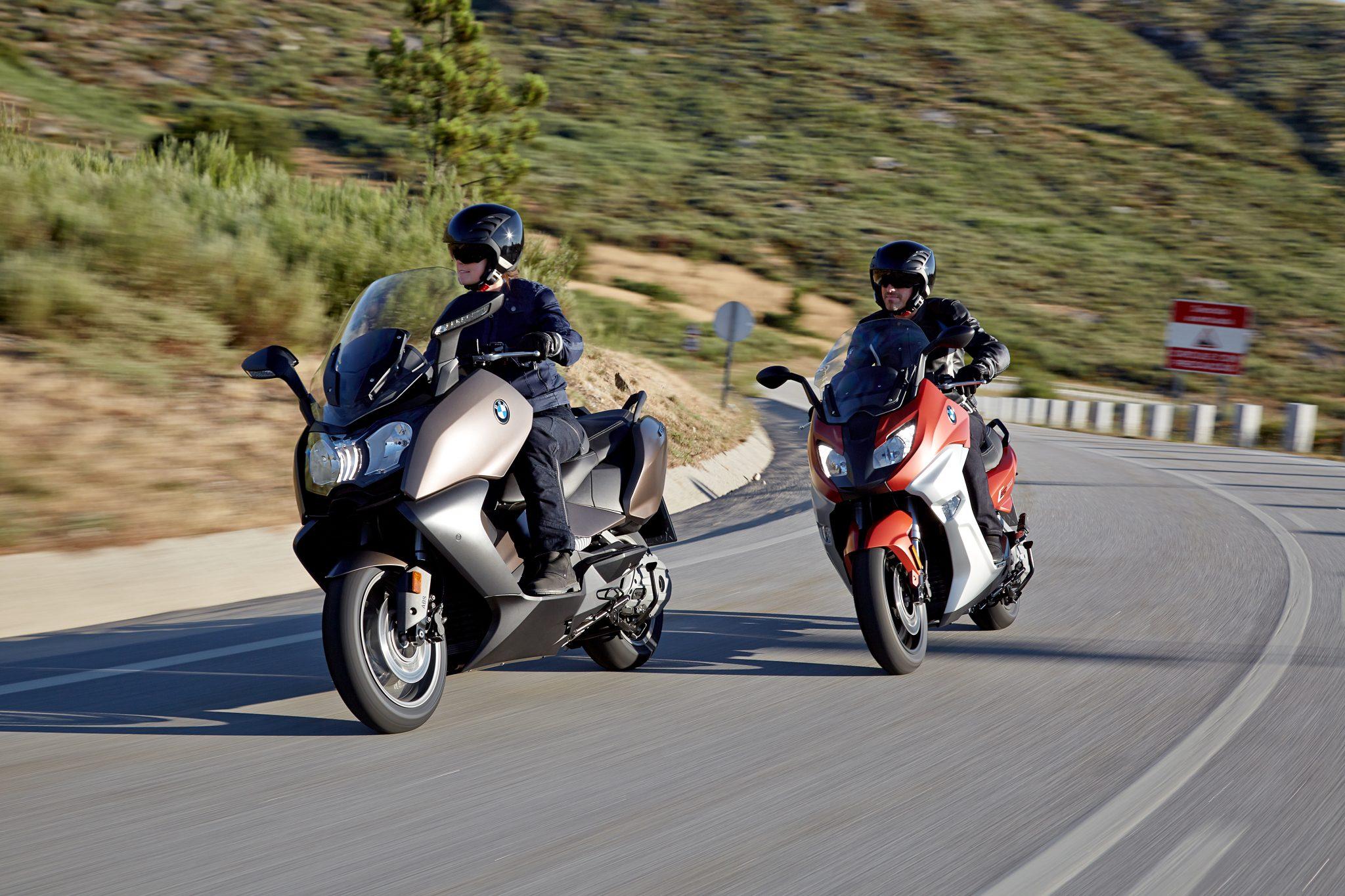 Prijzen van de nieuwe BMW C 650 Sport en BMW C 650 GT