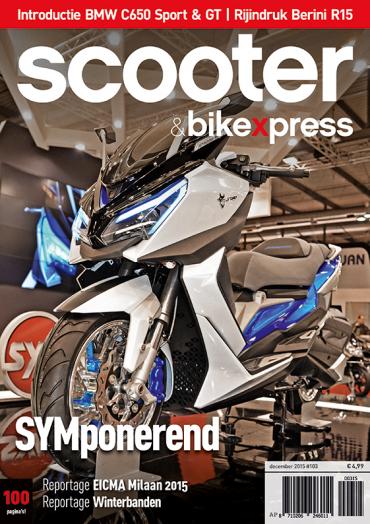 Scooter&bikexpress 103 (december 2015)