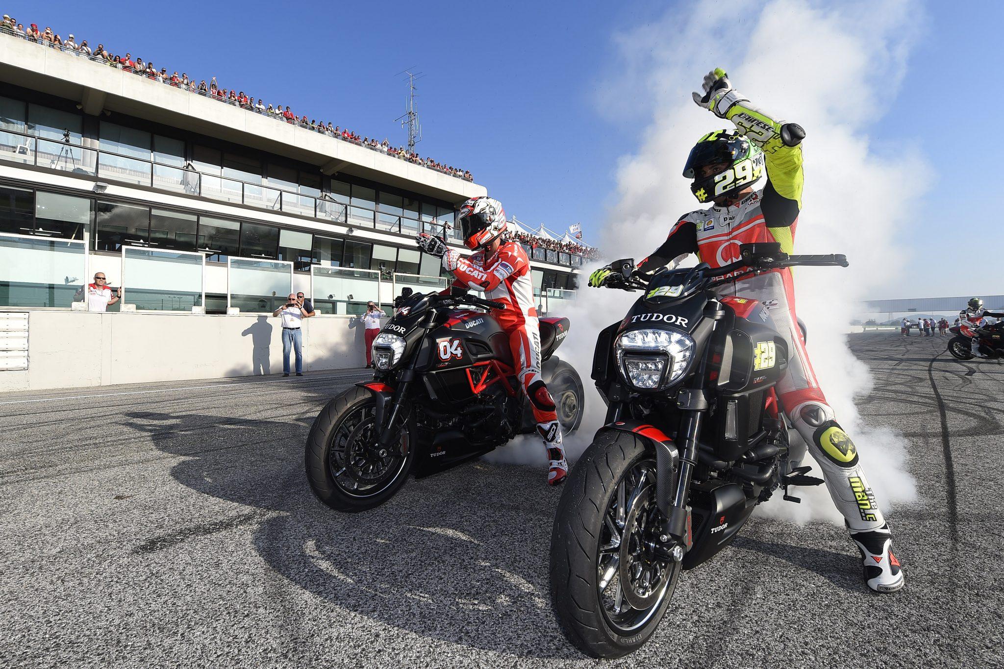 World Ducati Week 2016 keert terug