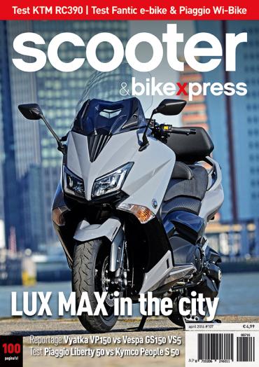 Scooter&bikexpress 107 (april 2016)