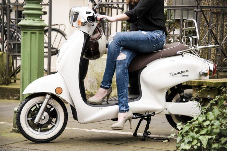 kumpan scooter