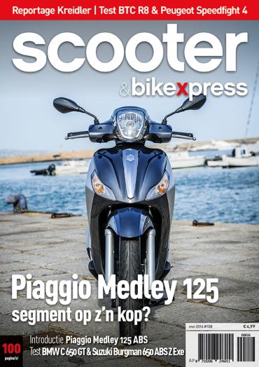 Scooter&bikexpress 108 (mei 2016)