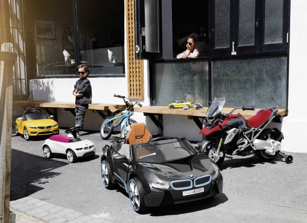 De nieuwe BMW Lifestyle Collections 2016