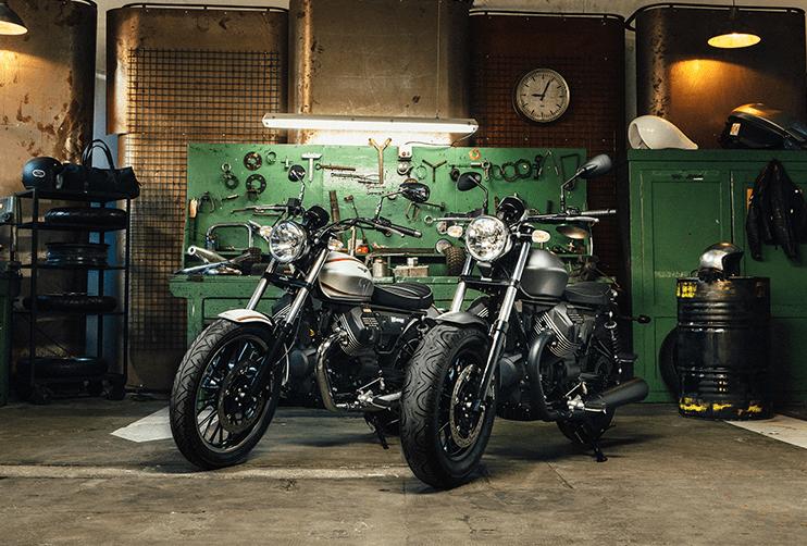 Moto Guzzi Eagle Days 14 t/m 21 mei