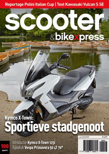 Scooter&bikexpress 109 (juni 2016)