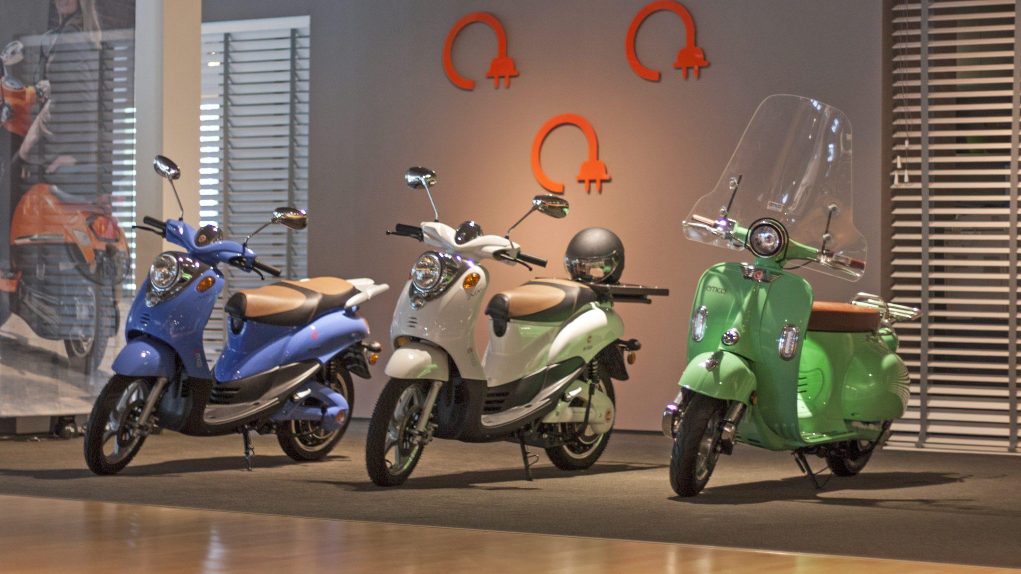 Mango Mobility kiest voor emco elektrische scooters