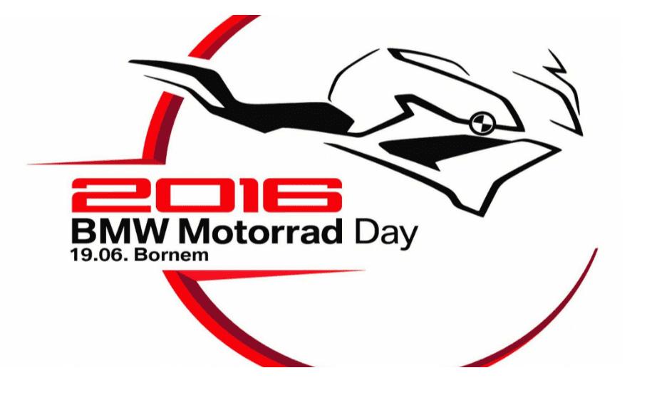 BMW Motorrad Day 2016 in Bornem