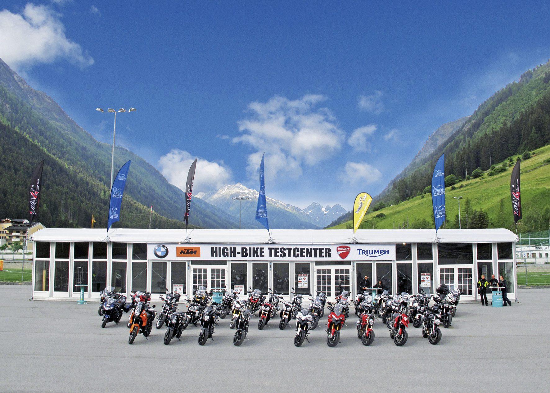 Test je favoriete motor(scooter) tijdens een vakantie in Oostenrijk