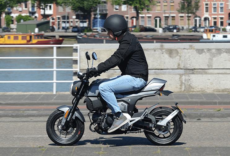 Motrac Urban M6, nieuw bij AGM Scooters!