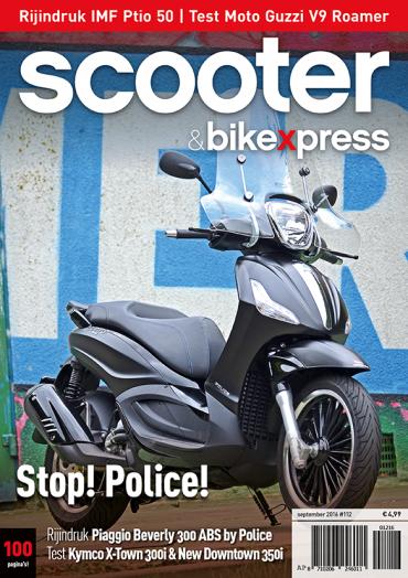 Scooter&bikexpress 112 (september 2016)