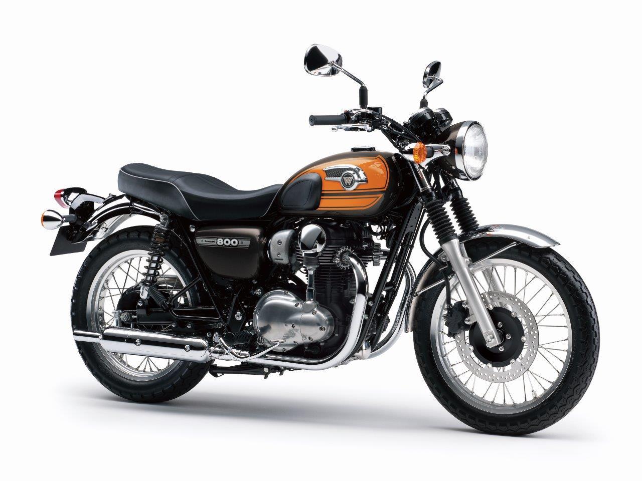De eerste 2017 Kawasaki modellen nu al in de showroom!