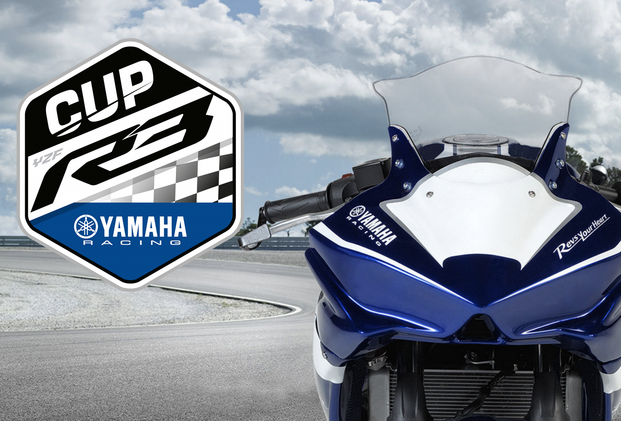 Nederlandse Yamaha R3 Cup definitief van start