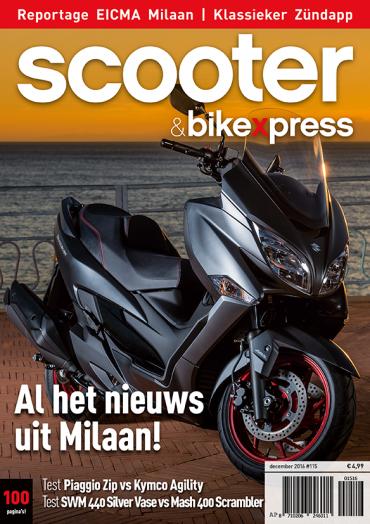 Scooter&bikexpress 115 (december 2016)