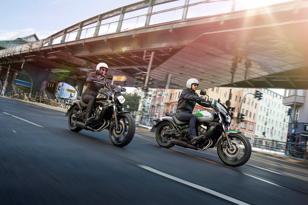 Nieuwe Kawasaki Vulcan S modellen