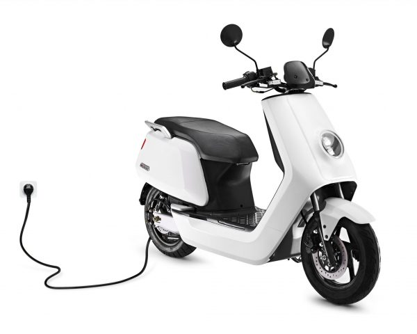 elektrisch scootermerk NIU