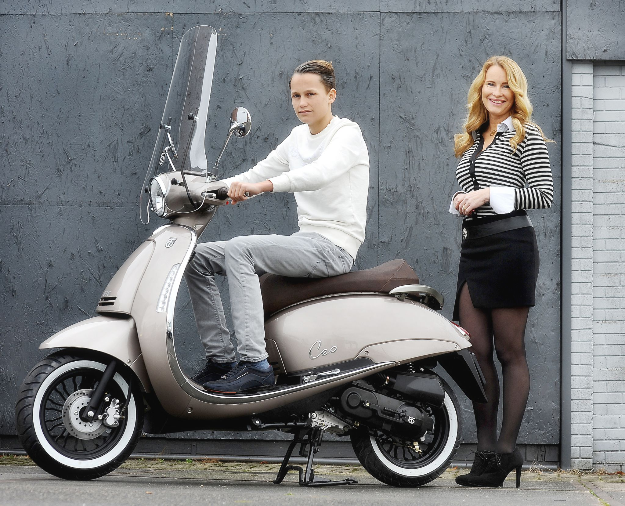 Lease‐je‐Scooter.nl lanceert eerste scooterlease platform