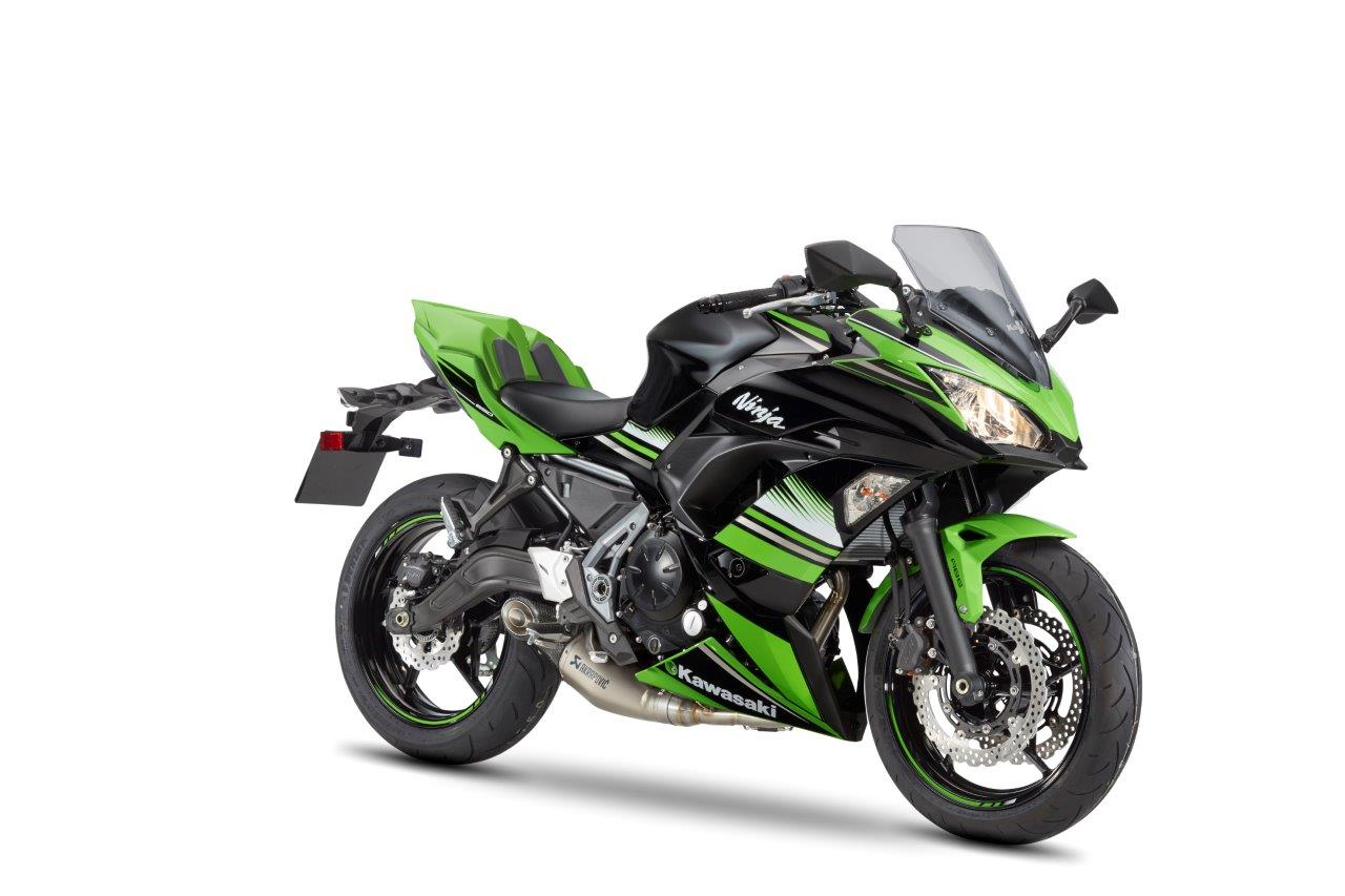 Performance en Tourer Kit voor Kawasaki Ninja 650
