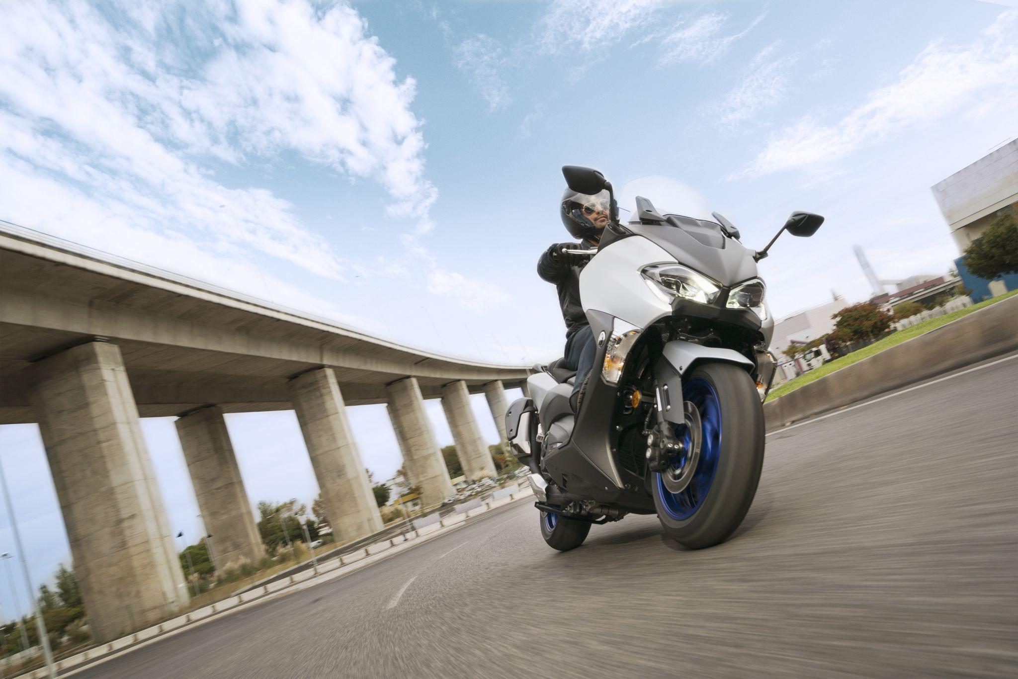 Yamaha maakt prijzen van nieuwe TMAX bekend