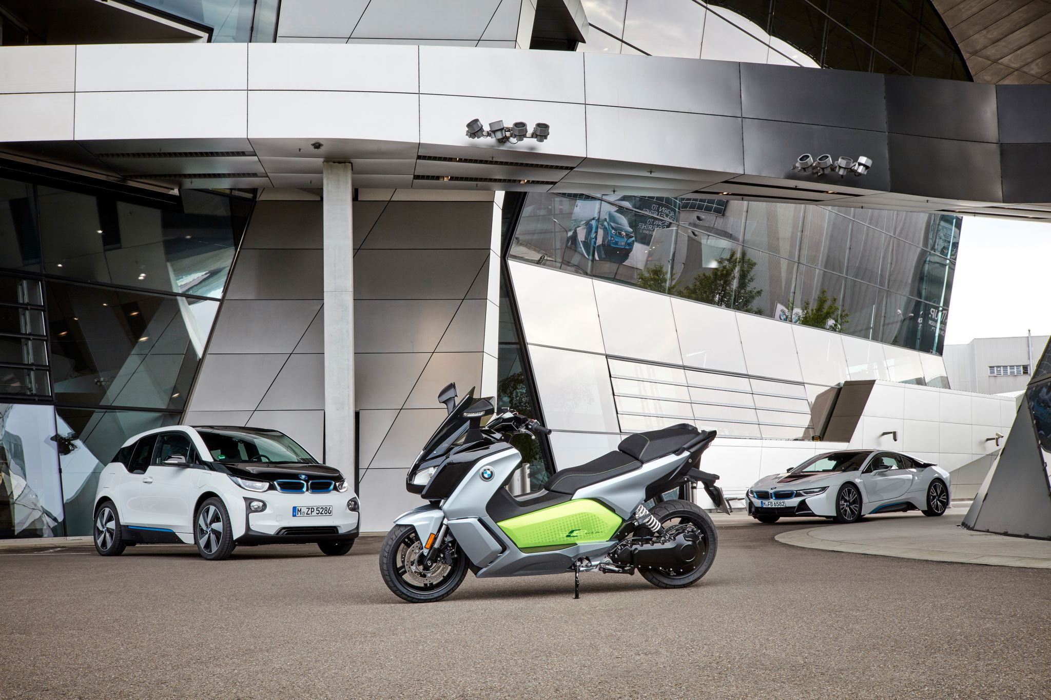 BMW Motorrad bereikt weer een verkooprecord