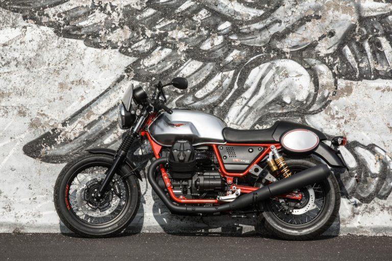 Moto Guzzi & Aprilia