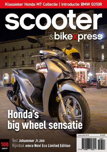 Scooter&bikexpress #118 (maart 2017)