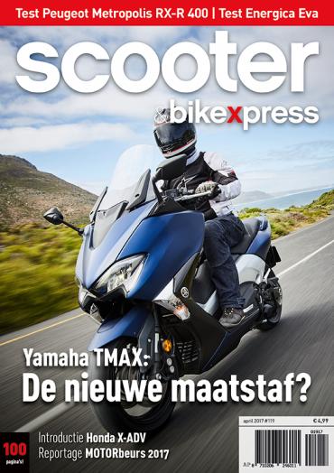 Scooter&bikexpress #119 (april 2017)