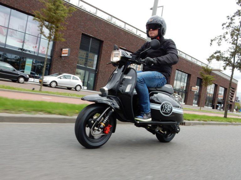 veilig scooterrijden