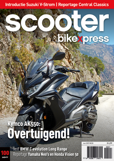 Scooter&bikexpress #120 (mei 2017)