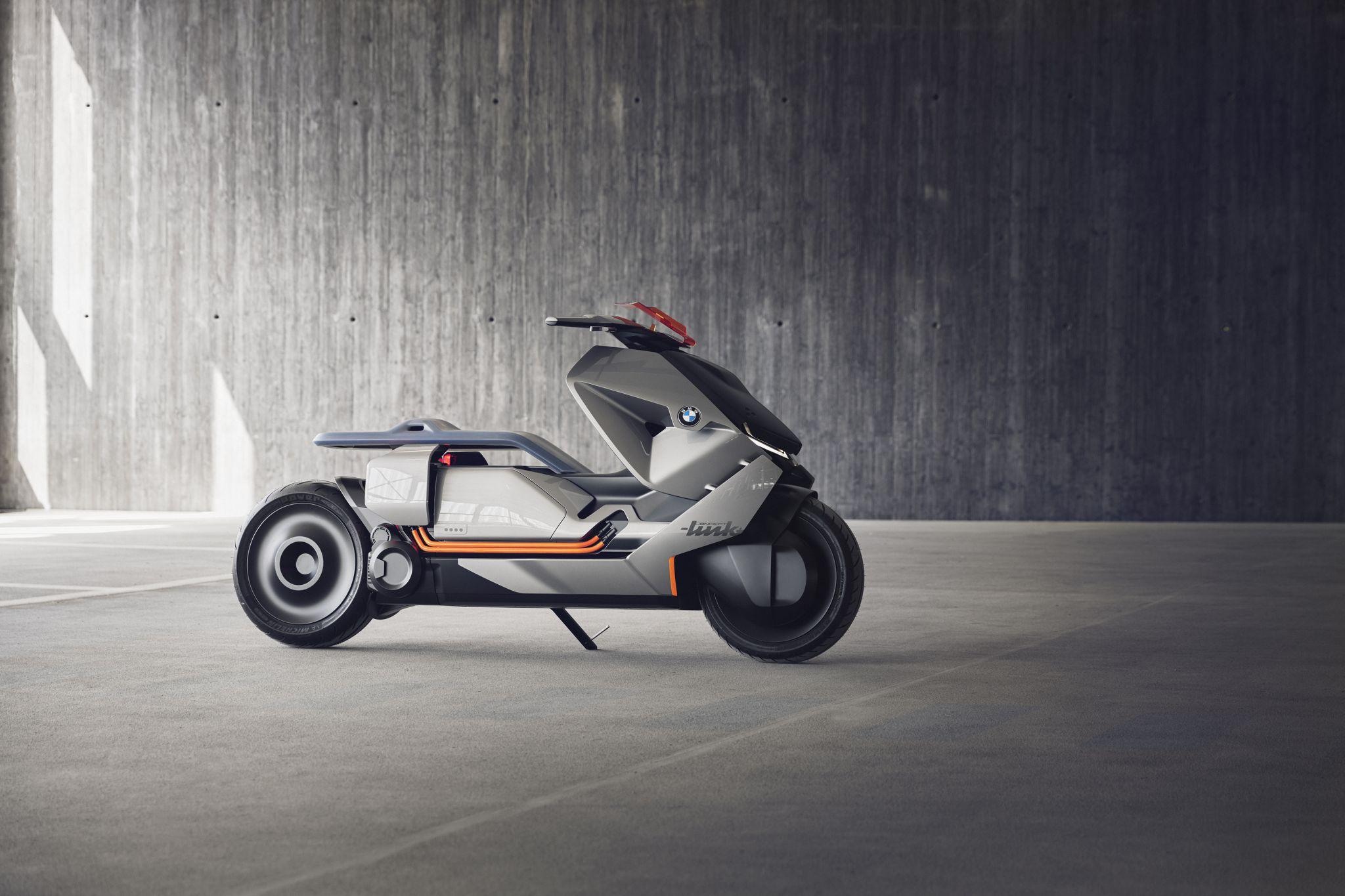 BMW Motorrad Concept Link, stedelijke mobiliteit opnieuw uitgevonden?