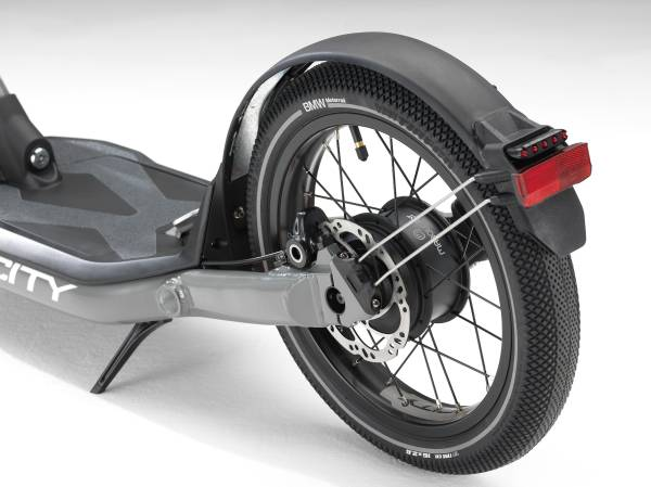 BMW Motorrad X2City: Vernieuwende kijk van BMW