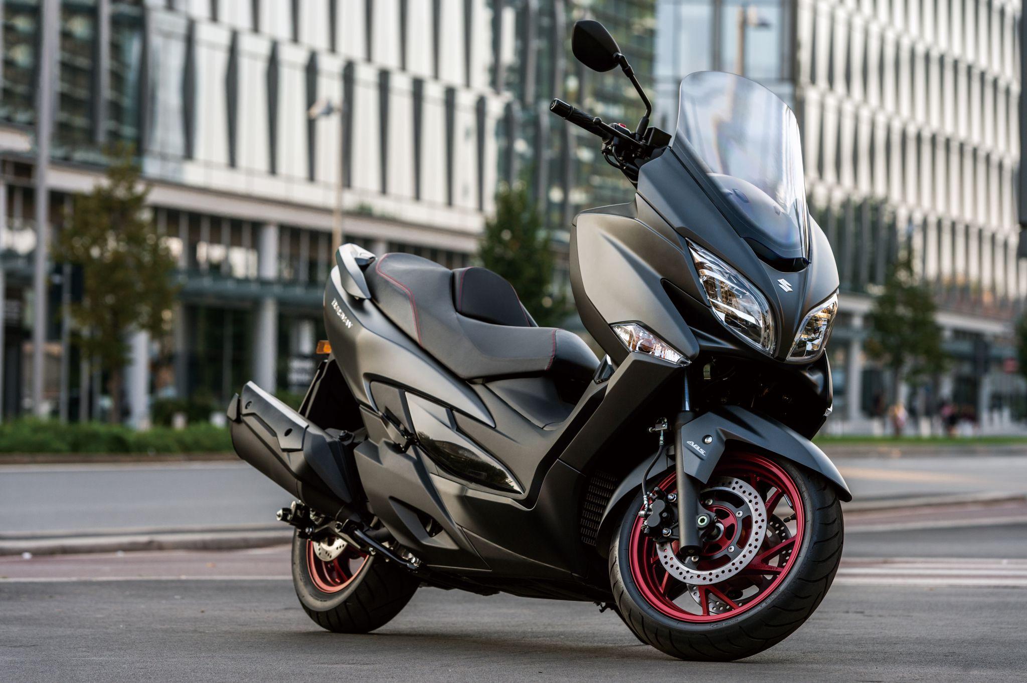 NL prijzen bekend voor nieuwe Suzuki Burgman 400a