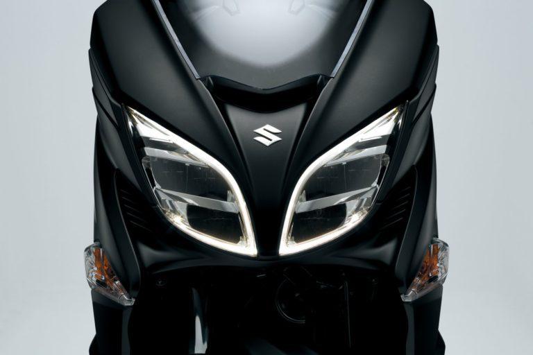 nieuwe Suzuki Burgman 400a