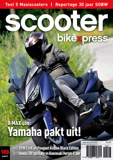 Scooter&bikexpress #124 (september 2017)