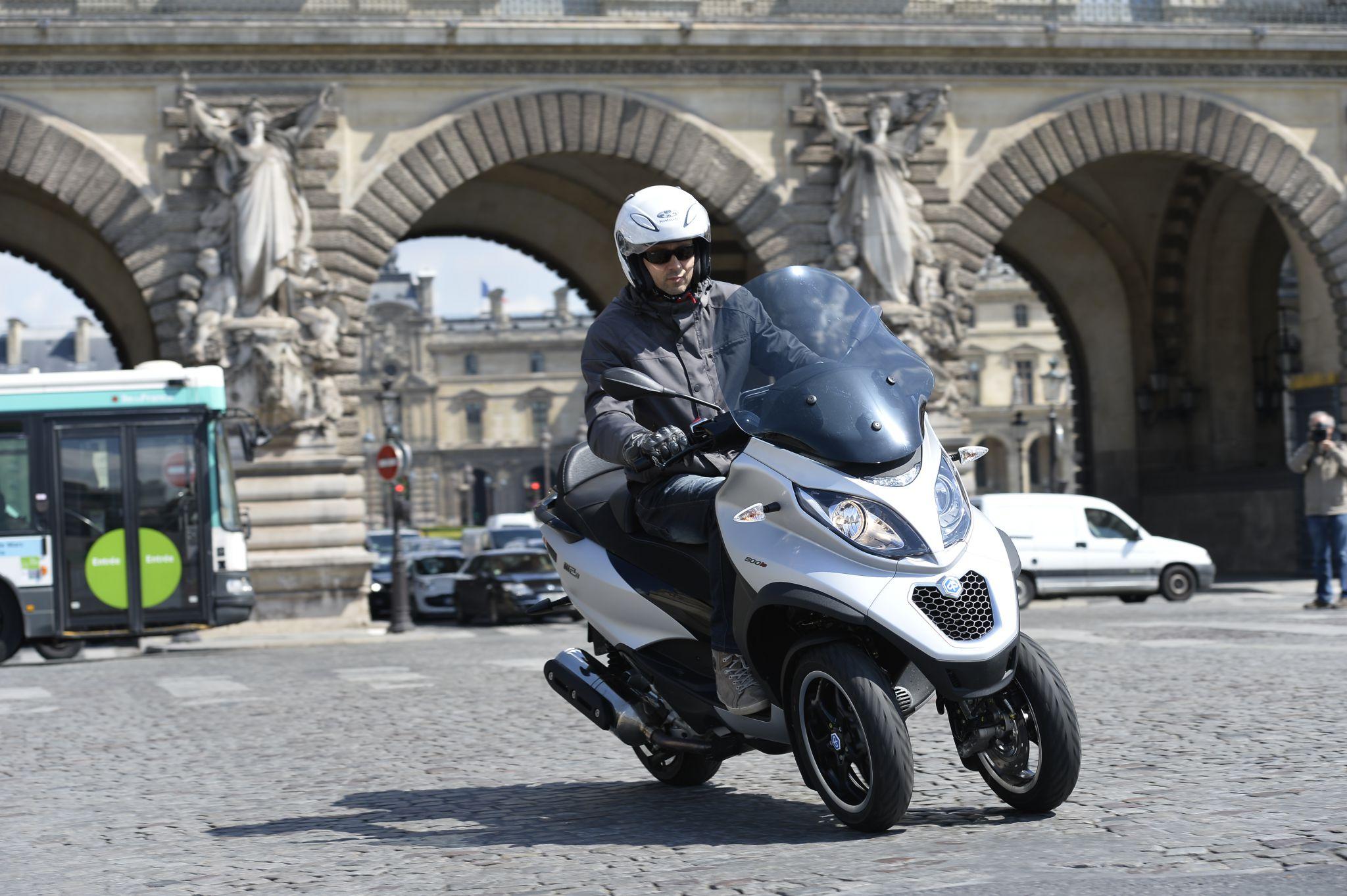 Nieuw motorrijbewijs voor driewielers (code 80)