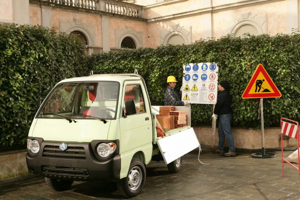 piaggio commercial vehicles
