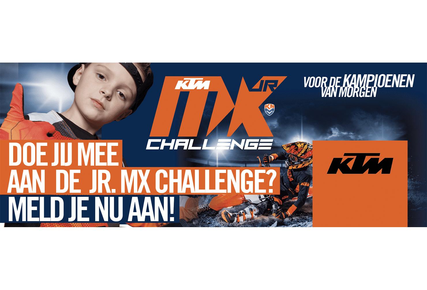 Een nieuw seizoen voor de KTM Junior MX Challenge!