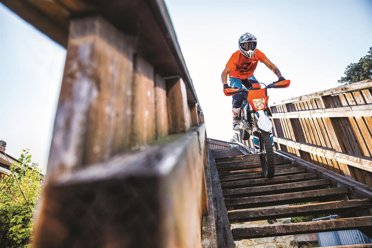 KTM lanceert nieuwe FREERIDE E-XC