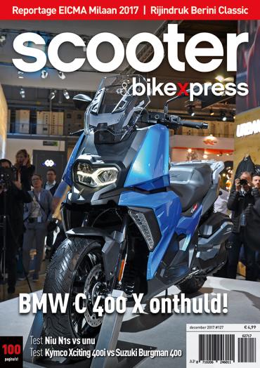 Scooter&bikexpress #127 (december 2017)